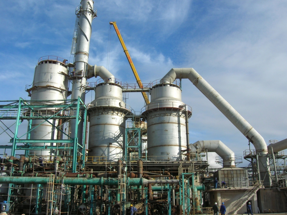 New Acid Towers for Morocco Fertilizer Complex – NORAM Engineering